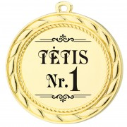 "Medalis ""Tėtis NR1"""