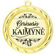 """Medalis """"Geriausia Kaimynė"""""""