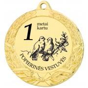 Vestuvių medalis