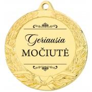 """Medalis """"Geriausia MOČIUTĖ"""""""