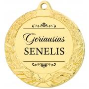 """Medalis """"Geriausias SENELIS"""""""