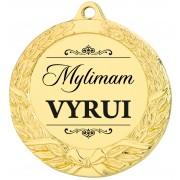 "Medalis ""Mylimam Vyrui"""